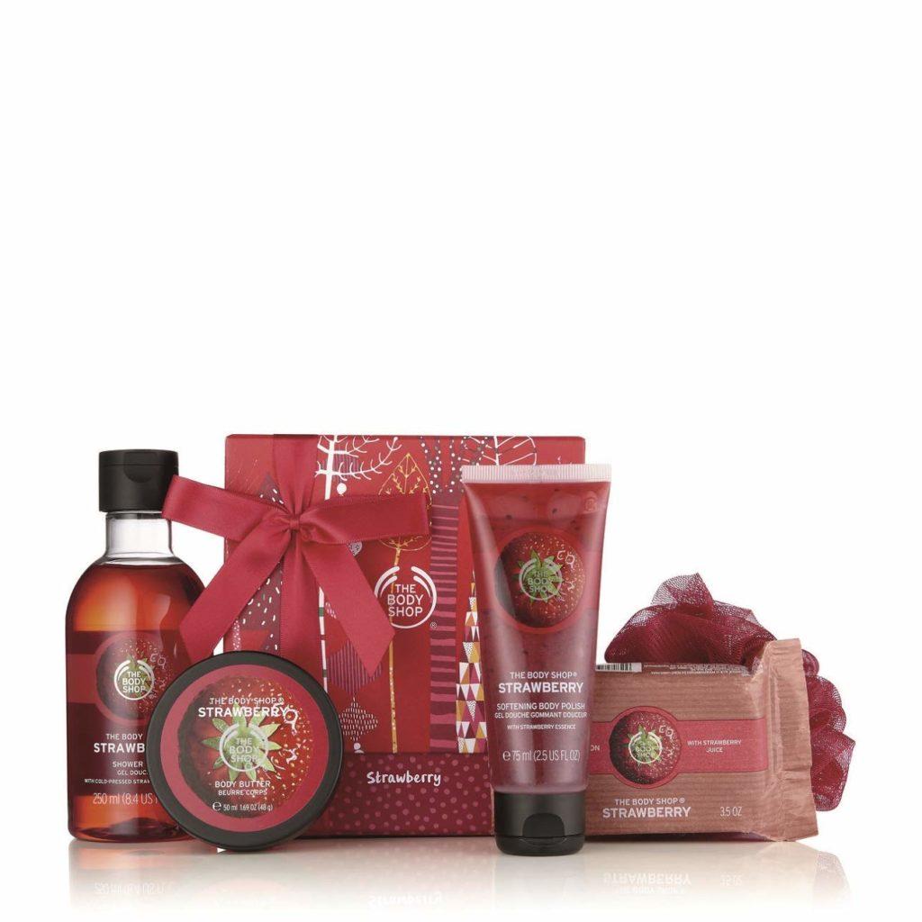 The Body Shop Spa Gift Set