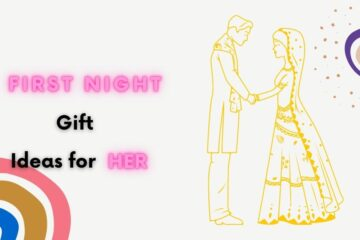 first night gift ideas for wife