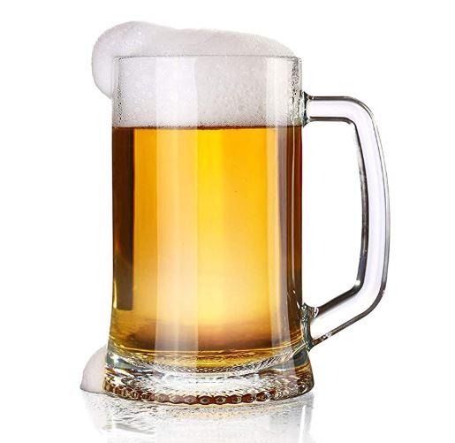 beer mug gift for beer lover