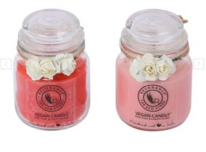 first night gift aromatic candles