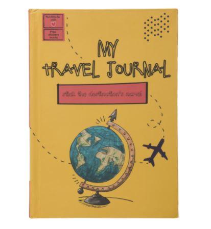 travel journal new year's gift for boyfriend