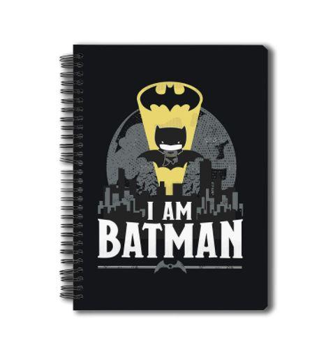 batman notebook gift
