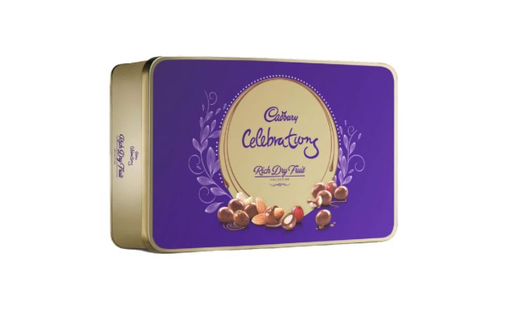 chocolate for Christmas gift