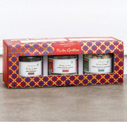 dry fruit box for Diwali gift