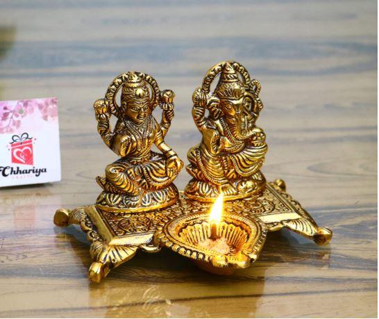 ganesh lakshmi idol for Diwali