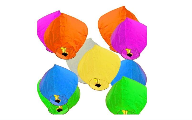 diwali gift sky lantern