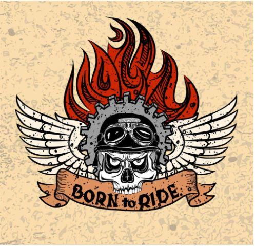 bike lover poster