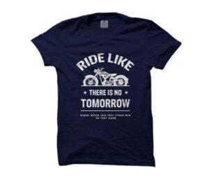 tshirt for bikers