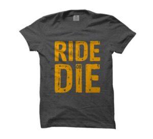 t-shirt for bike lover
