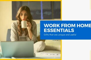 work from home essentials gift