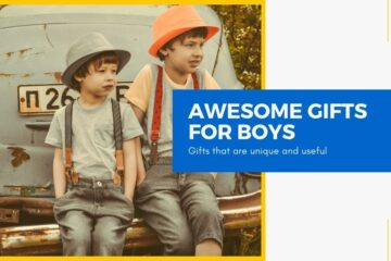 gifts for boys on birthday