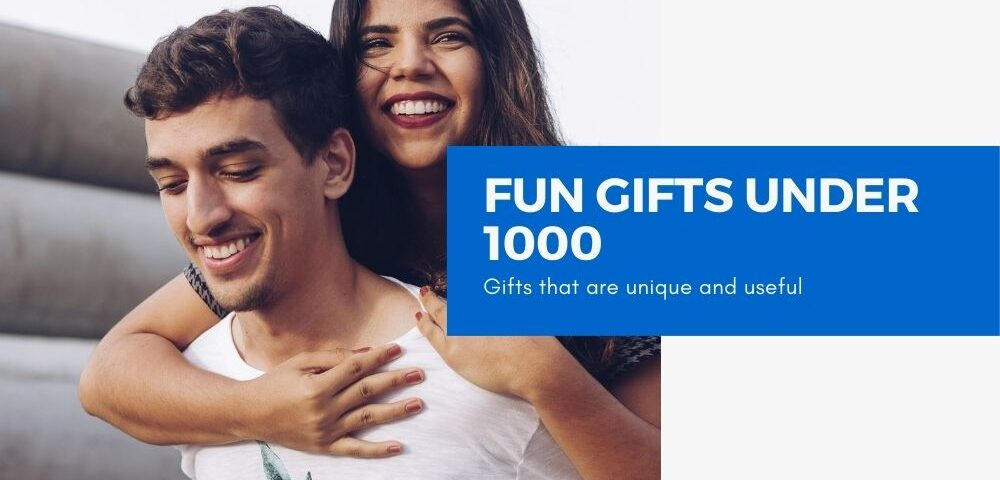 gifts for girlfriend under 1000