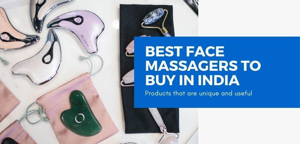 best face massager machines