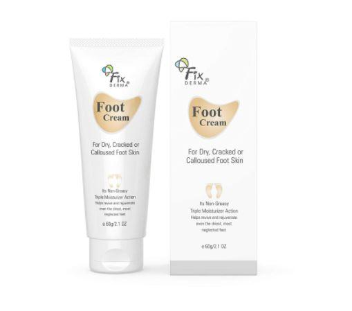 foot cream for dry skin